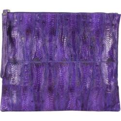 Women's Latico Lida iPad Case 5313 Purple Leather