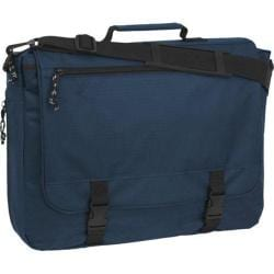 Mercury Luggage Book Bag Midnight Blue