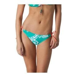 Women's O'Neill Cabana Tunnel Tie Side Jungle Green