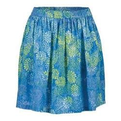 Women's Ojai Clothing Comfy Skirt Casitas Blue