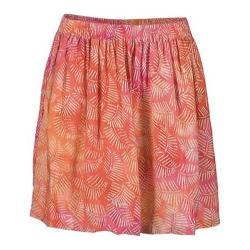 Women's Ojai Clothing Comfy Skirt Tangerine