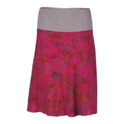 Women's Ojai Clothing Tropical Skirt Cherry Jubilee