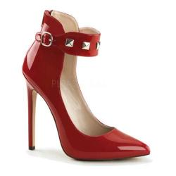Women's Pleaser Sexy 31 Red Patent