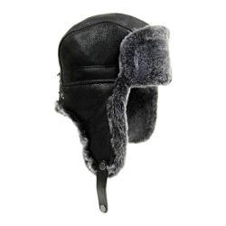 Ricardo B.H. Trooper Black/Brisa Leather