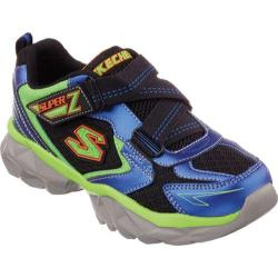 Boys' Skechers Hypersonic Blue/Lime