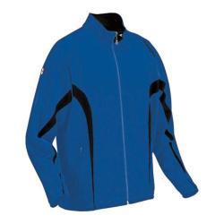 Men's Diadora Ermano Full Zip Jacket Royal/Black