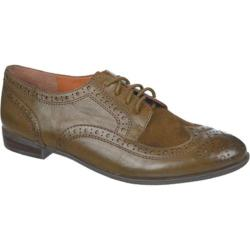 Women's Franco Sarto Trace Olive Nubia Classic/Sajo Soft Leather