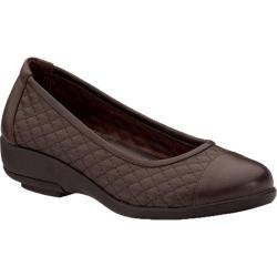 Women's Gravity Defyer Genevy Brown Leather