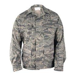 Men's Propper ABU Coat NFPA Compliant 100pct Cotton Extra Short Digital Tiger Stripe