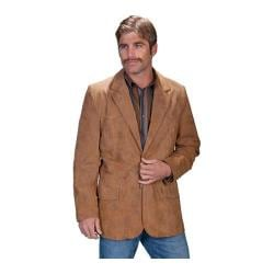 Men's Scully Leather Leather Blazer 602 Maple
