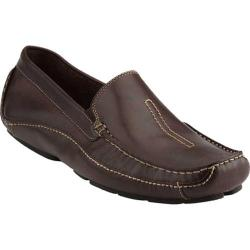 Men's Clarks Mansell Brown Leather