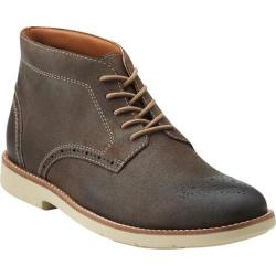 Men's Clarks Raspin Limit Taupe Suede