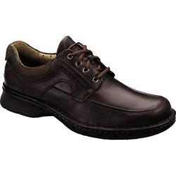 Men's Clarks Un.Bend Brown Leather
