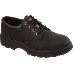 Men's Skechers Work Relaxed Fit Workshire Corpus ST Black