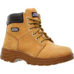 Women's Skechers Work Relaxed Fit Workshire Fitton Wheat