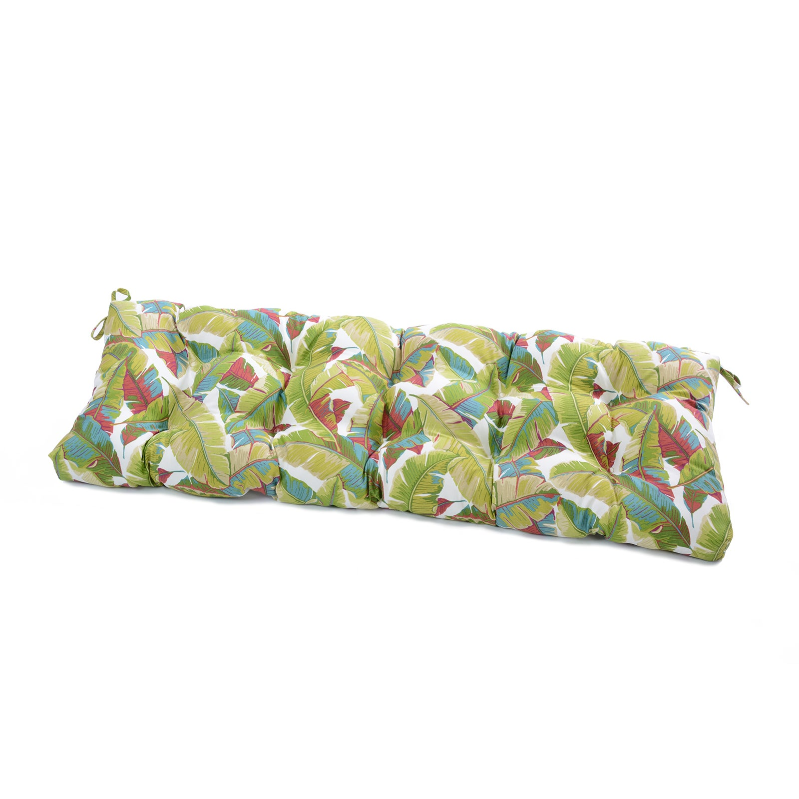 Outdoor Palm Leaves Bench Cushion