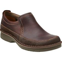 Men's Clarks Seeley Step Brown Leather