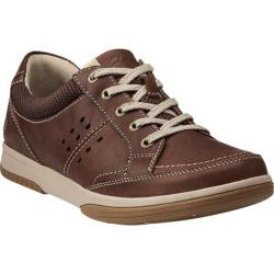 Men's Clarks Wave.Camp Path Brown Leather
