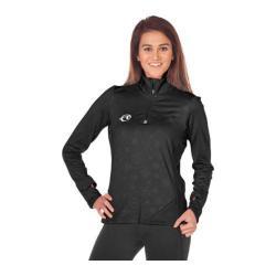 Women's SportHill SwiftPro Zip Top Black