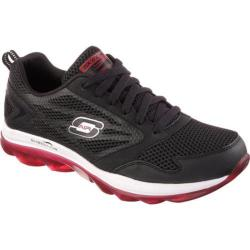 Men's Skechers Skech-Air Black/Red