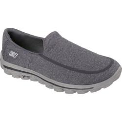 Men's Skechers GOwalk 2 Super Sock Charcoal