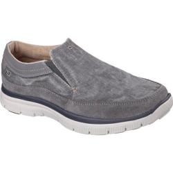 Men's Skechers Relaxed Fit Hinton Olmos Charcoal