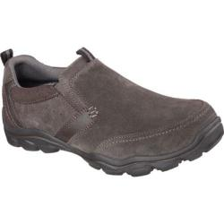 Men's Skechers Relaxed Fit Montz Graynold Charcoal
