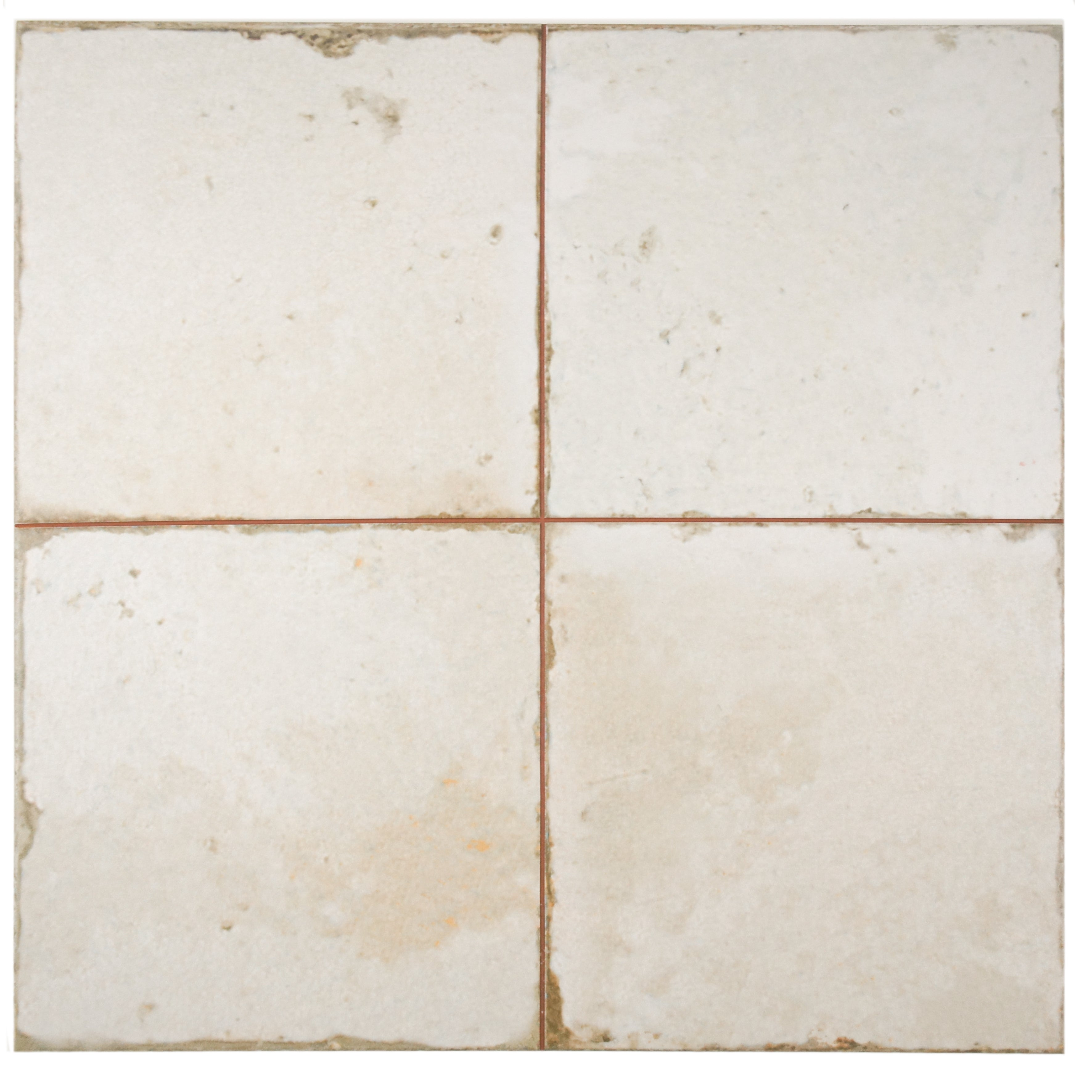 SomerTile 17.75x17.75-inch Royals Manhattan Ceramic Floor and Wall Tile (Case of 5)