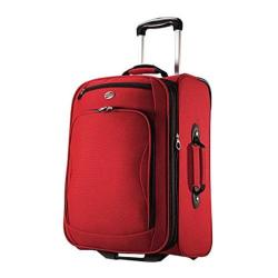 American Tourister Splash 2 21in Upright Tango Red
