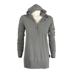 Women's Ojai Clothing Yoga Hoody 3 Dove Grey