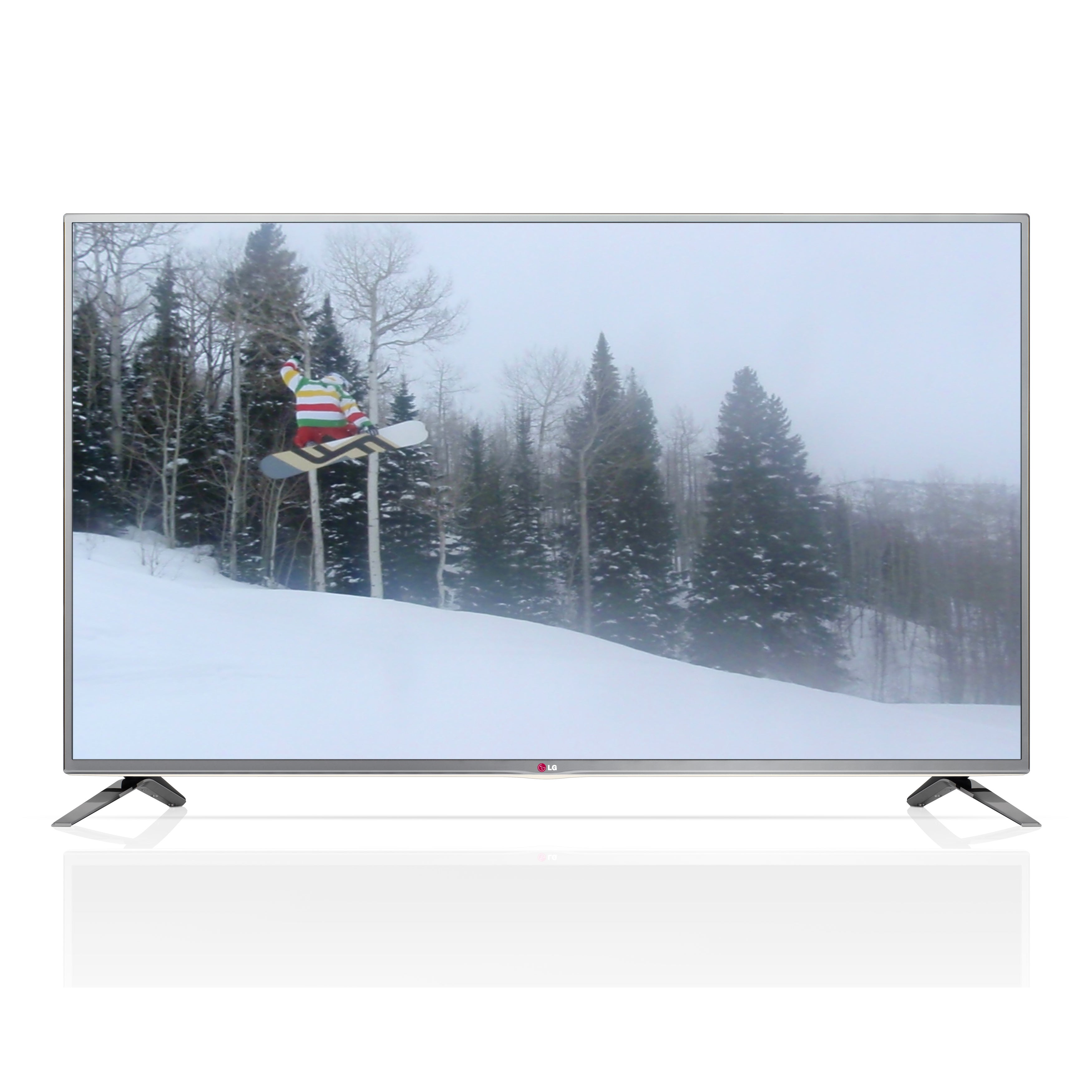 LG 55LB6300 55-inch 1080p 120Hz Smart LED HDTV with Magic Remote (Refurbished)