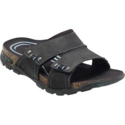 Men's Aetrex Ventura Black Leather