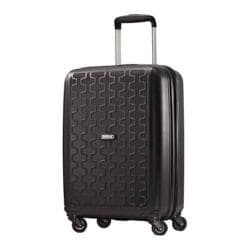 American Tourister Duralite 360 20in Expandable Spinner Black