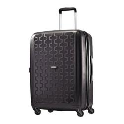 American Tourister Duralite 360 24in Expandable Spinner Black