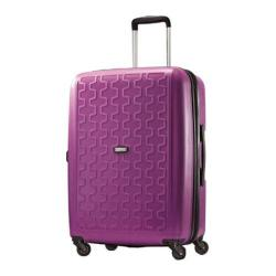 American Tourister Duralite 360 24in Expandable Spinner Solar Rose