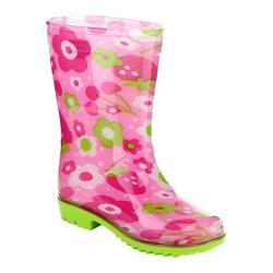 Girls' Beston Sawa Pink Multi Rubber