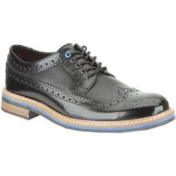 Men's Clarks Darby Limit Black Combination Leather