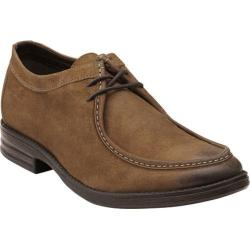 Men's Clarks Delsin Rise Tan Leather