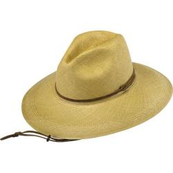 Men's Pantropic Fedora Explorer Dark Natural