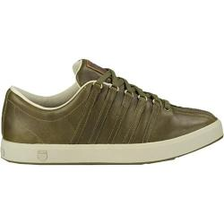 Men's K-Swiss Classic II P Dark Olive/Beachwood
