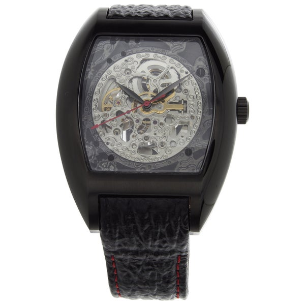 Steinhausen Men's Beethoven's 2nd Automatic Skeleton
