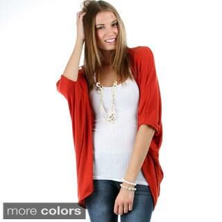 Lyss Loo Women's Cocoon Cardigan