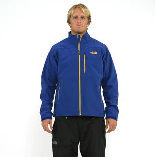 The North Face Men's 'Apex Bionic' Bolt Blue Softshell Jacket