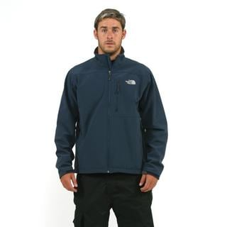 The North Face Men's 'Apex' Deep Water Blue Bionic Softshell Jacket