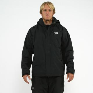 The North Face Men's 'Atlas' Black Tri-climate Jacket