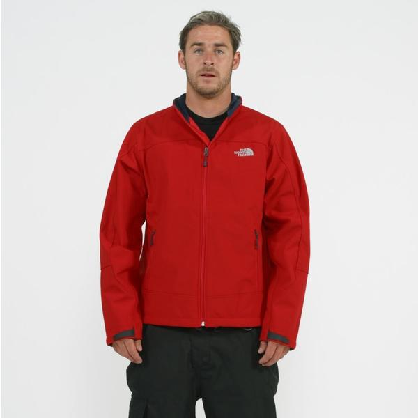 The North Face Men's 'Chromium' Red Thermal Jacket