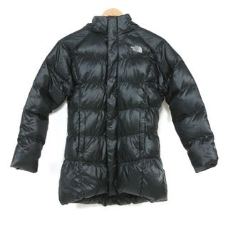 The North Face Girls' TNF Black Transit Jacket