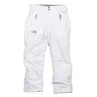 The North Face Girls 'Freedom' White Ski Pants