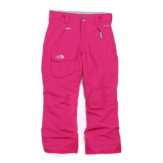 The North Face Girls 'Freedom' TNF Black Ski Pants