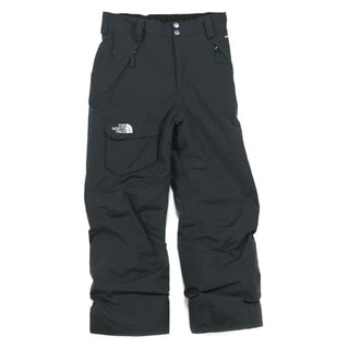 The North Face Boys 'Freedom' TNF Black Ski Pants